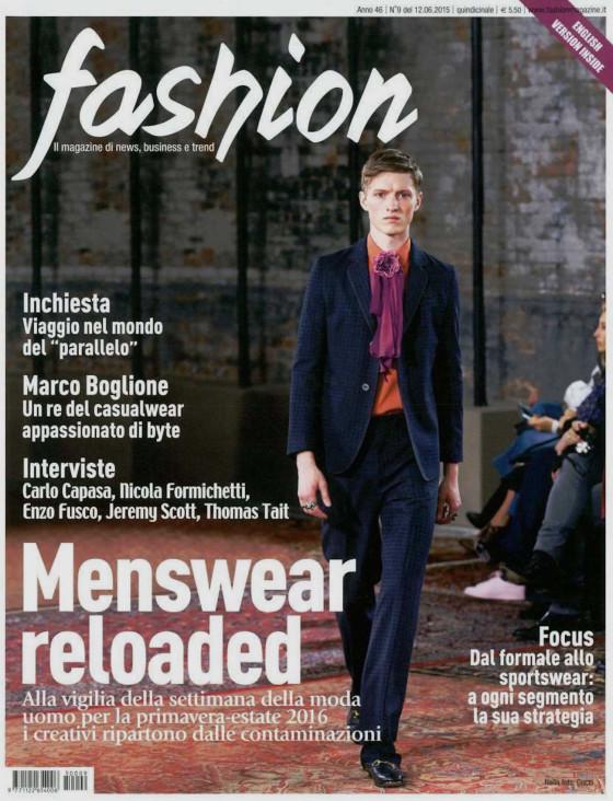 Copia di Fashion ITA 2015-6-12 Cover