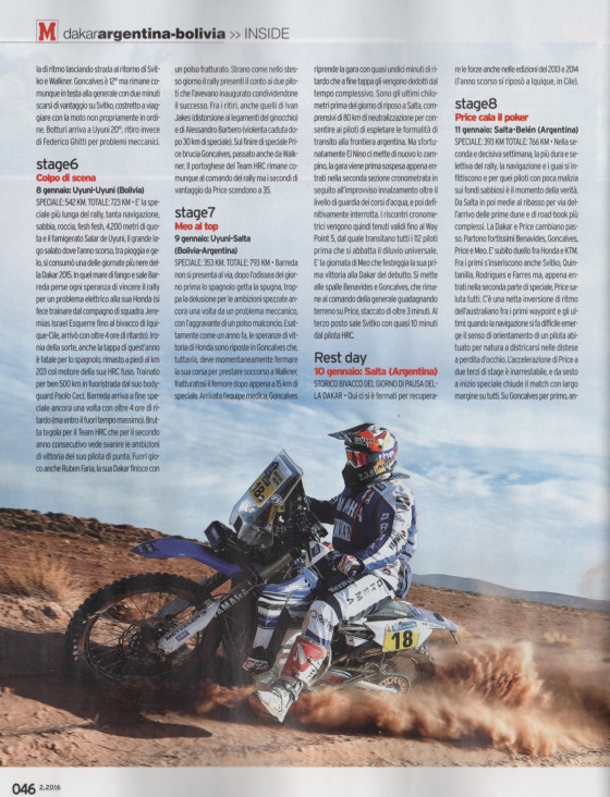 motocross editorial