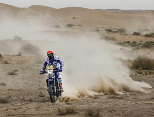 Afriquia Merzouga Rally: Bellissima prova per Alessandro Botturi: 3° di tappa e della generale