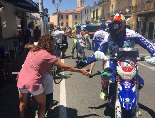 Rally Race di Sardegna 2107